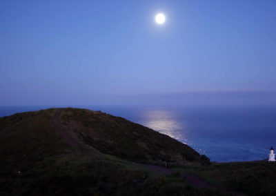 Cape Reinga Full Moon